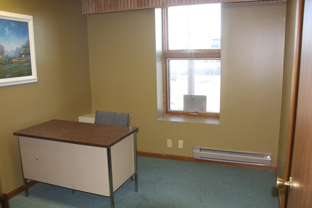 Perfect for a large executive-style office or for 2-4 workers to share.